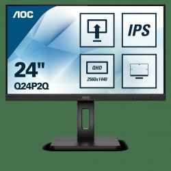 AOC Q24P2Q LED display 60,5...