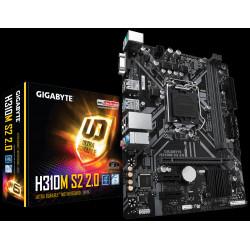 Gigabyte H310M S2 2.0 carte...