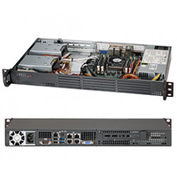Chassis Supermicro 1U pour...
