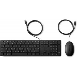 HP Souris et clavier Wired...