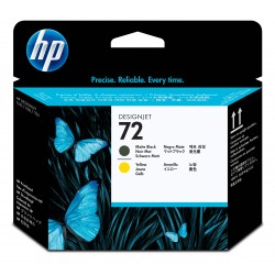 HP 72 tête d'impression...