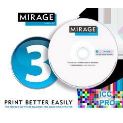 Canon Mirage Software 8 et...
