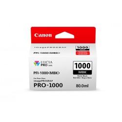 Canon PFI-1000 MBK 80ml...