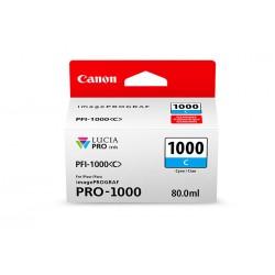 Canon PFI-1000 C 80ml Cyan...
