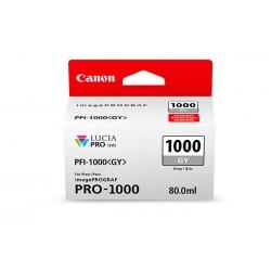 Canon PFI-1000 GY 80ml Gris...
