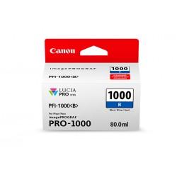 Canon PFI-1000 B Original Bleu
