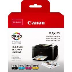 Canon PGI-1500 BK/C/M/Y...