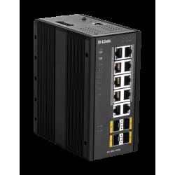 D-Link DIS‑300G‑14PSW Géré...