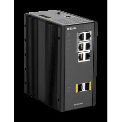 D-Link DIS‑300G‑8PSW Géré...