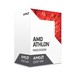 AMD Athlon 240GE Box, 3.5...