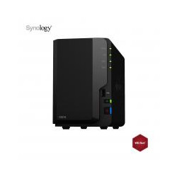 Synology DS218 NAS 6To (2x...