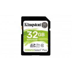 KINGSTON 32GB SDHC Canvas...