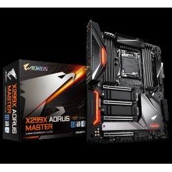 Gigabyte X299X Aorus Master...