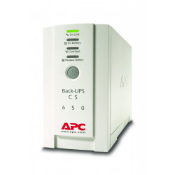 APC Back-UPS Veille 650 VA...