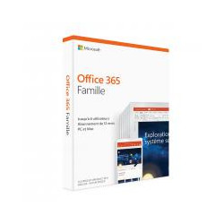 ESD - OFFICE 365 FAMILLE...