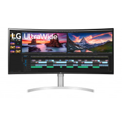 LG 38WN95C-W écran plat de...
